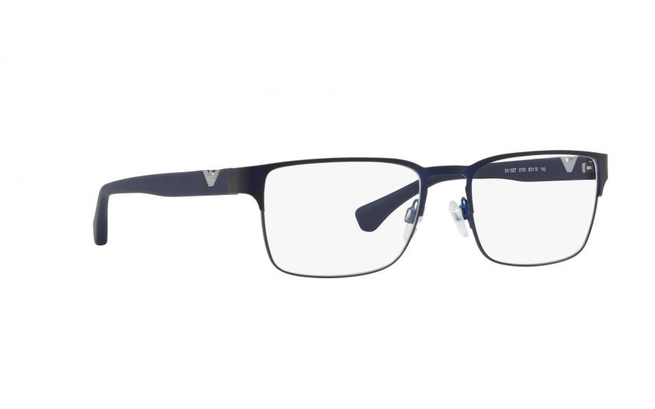 5563556f7e3632 Emporio Armani EA1027 3100 53 Brille - Kostenloser Versand ...