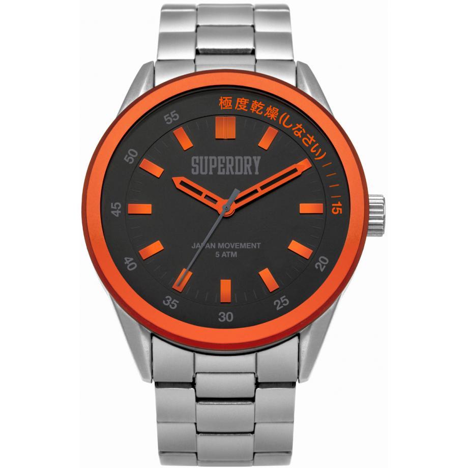 low priced 9daf1 667fb Superdry Regent Corporal Watch
