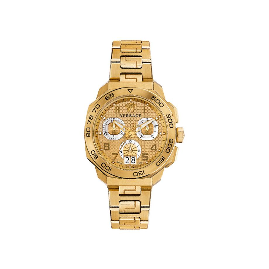 Versace Dylos Chrono Watch